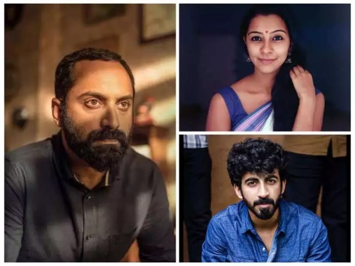 Roshan Mathew, Darshana in Fahadh's next | Malayalam Movie News - Times of  India