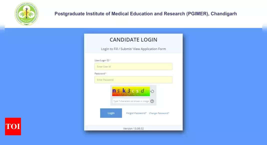 PGIMER MD, MS allotment list and M.Sc entrance result released