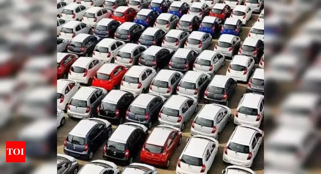 Passenger vehicle sales dip 38% in June as Covid-19 continues to impact offtake: FADA – Times of India
