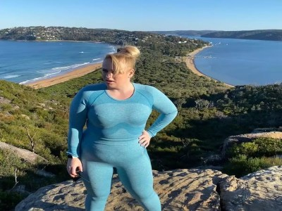Rebel Wilson Goes For Hike As She Continues Her Fitness, Weight Loss  Journey | English Movie News - Times Of India