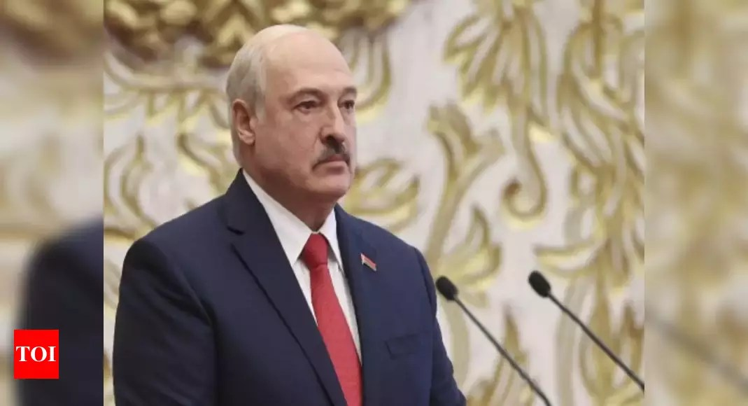 Alexander Lukashenko: President of Belarus inaugurated despite disputed election | World News
