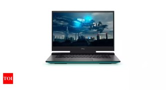 Dell G7 15 7500 launched:  Dell G7 15 7500 gaming laptop launched: Pricing, features and more - Times of India