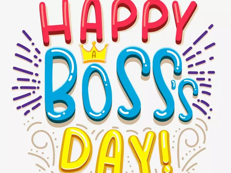 Boss Day Wishes - Happy Boss's Day 2020: Wishes, Messages, Quotes, Images,  Facebook & WhatsApp status