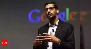 Read Sundar Pichai's email to Google employees about extending work from home until September 2021