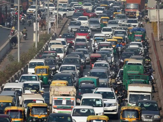 Global traffic congestion ranking has 3 Indian cities in top 10   India News - Times of India