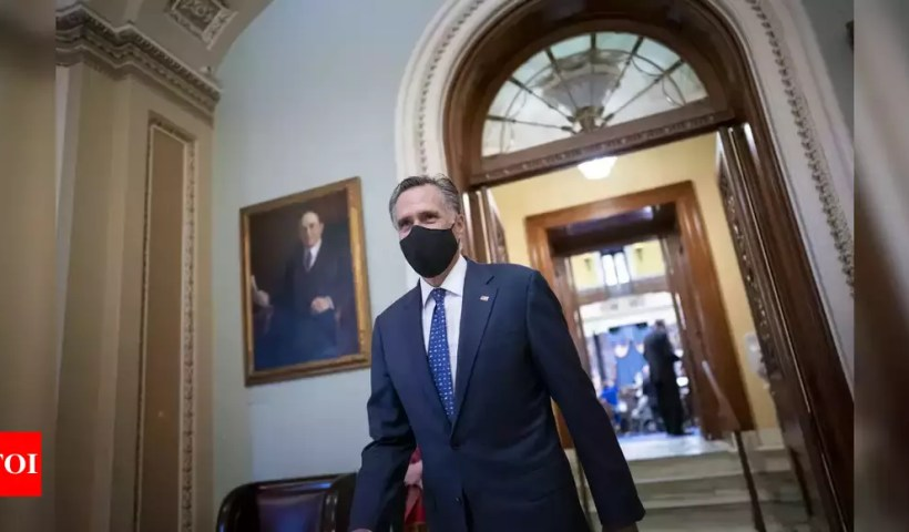 Six Republicans who said Trump's post-presidential impeachment trial is constitutional – Times of India