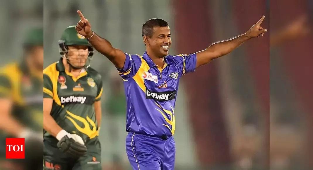Road Safety World Series: Nuwan Kulasekara's five-for helps Sri Lanka Legends enter final, to meet India   Cricket News – Times of India
