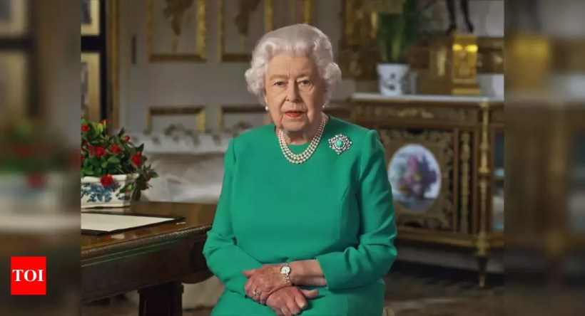 Queen's official birthday celebrations cancelled for second year – Times of India