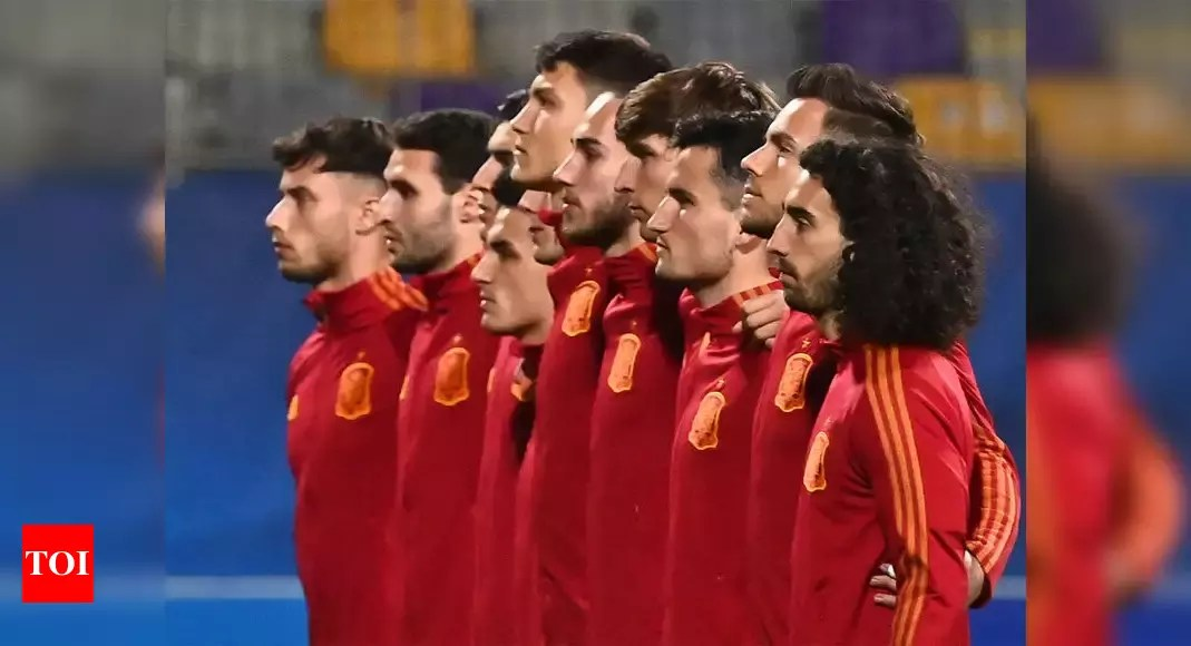 Spain World Cup qualifier against Kosovo overshadowed by diplomatic row | Football News – Times of India