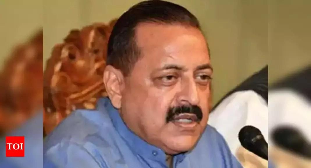 Politics of 'religion-based vote bank' has no relevance, BJP's only religion is development: Jitendra Singh