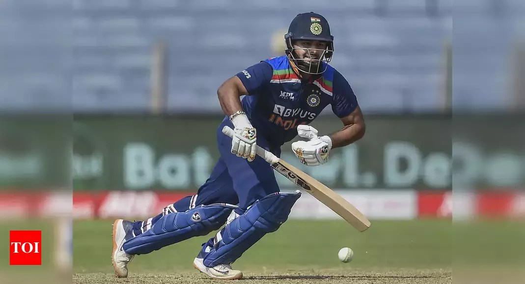 Won't be surprised if selectors see Rishabh Pant as front-runner for India captaincy in future: Azharuddin | Cricket News – Times of India