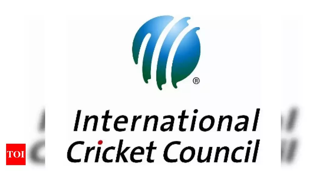 ICC allows extended squads for senior events keeping in mind COVID-19 quarantine requirements   Cricket News – Times of India