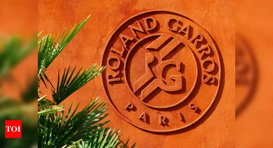 French Open to be postponed by a week: Tournament source | Tennis News – Times of India