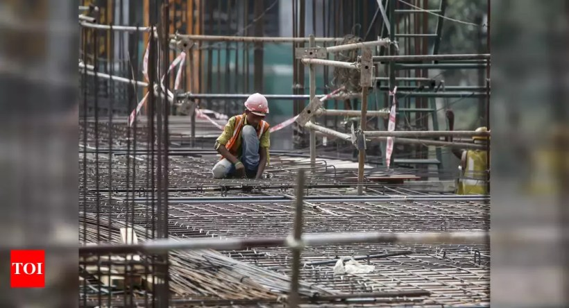 Care Ratings revises India's GDP growth forecast to 10.2% for FY22 – Times of India