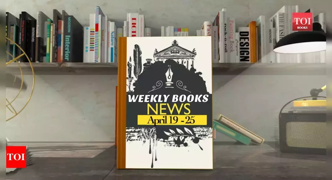 Weekly Books News (April 19-25) – Times of India