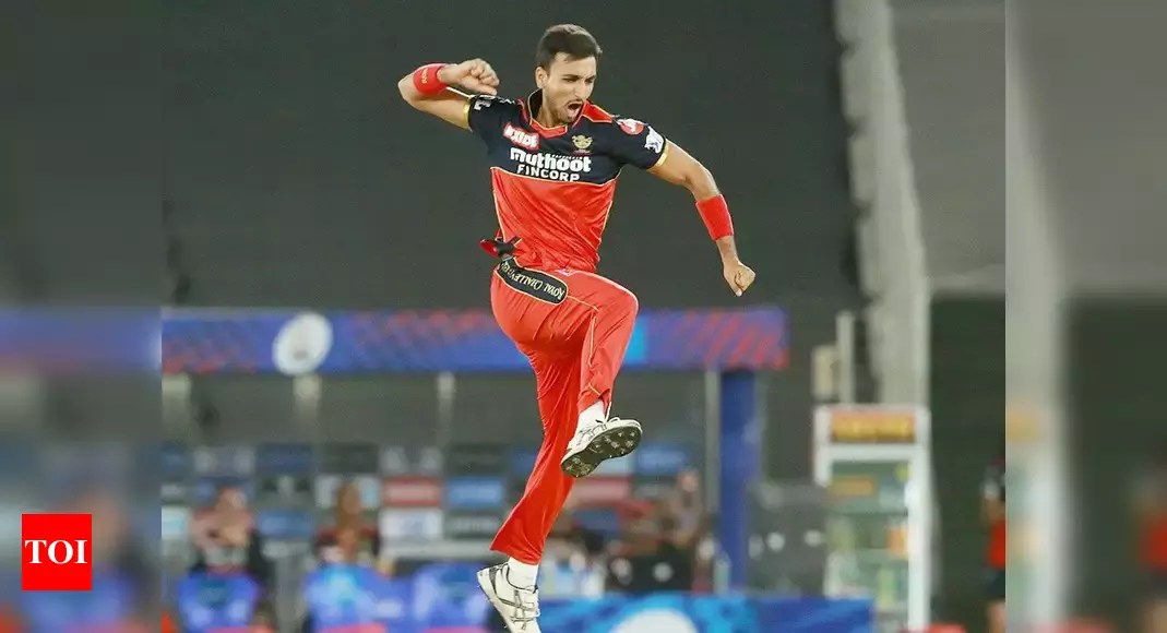 IPL 2021, DC vs RCB: Plan was to bowl yorkers at the death, says Harshal Patel | Cricket News – Times of India