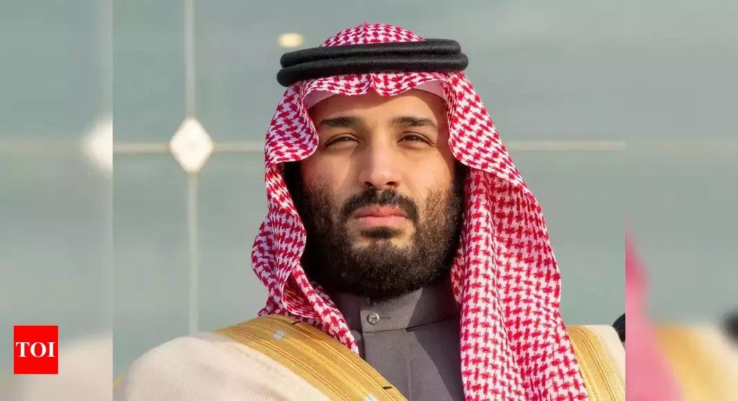 Mohammed Bin Salman: Saudi prince strikes conciliatory tone with rival Iran | World News – Times of India