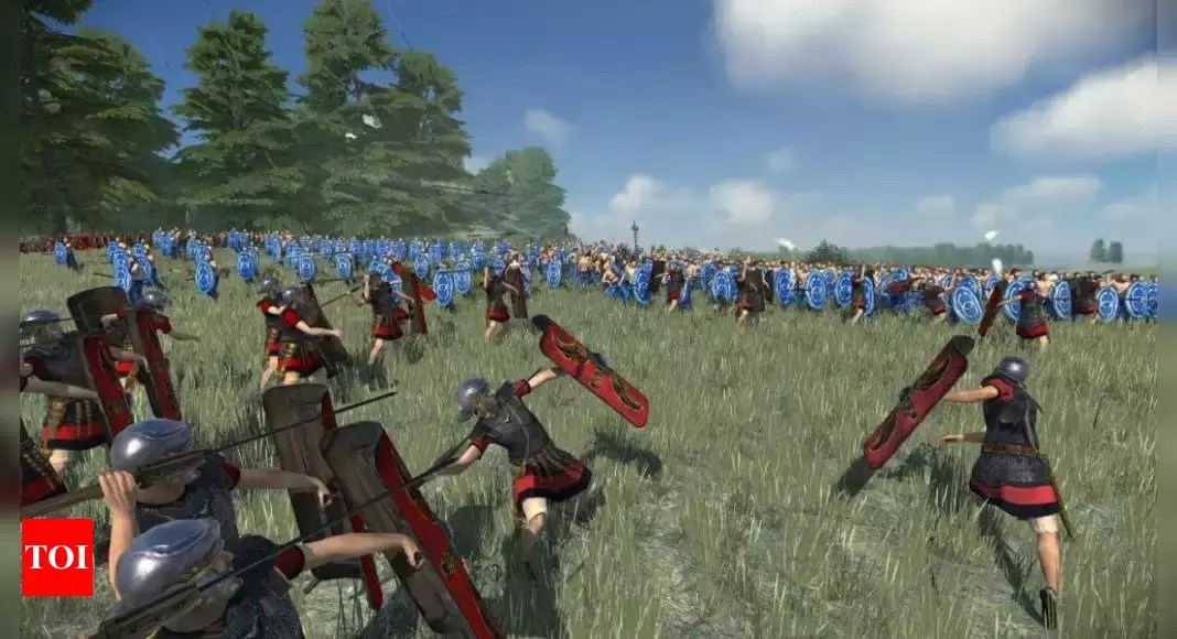 Total War:  What your PC needs to play Total War Rome Remastered – Times of India