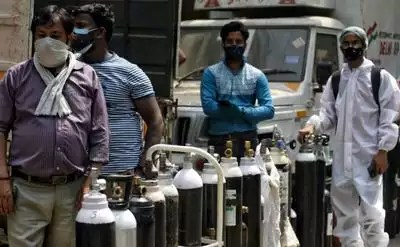 'Enough is enough': HC pulls up Centre over oxygen crisis in Delhi | India News - Times of India | Latest News Live | Find the all top headlines, breaking news for free online May 1, 2021