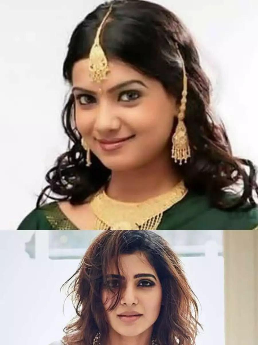 Samantha Akkineni's AMAZING beauty transformation