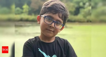 Kid teased at school for wearing glasses, celebs come together to cheer him – Times of India