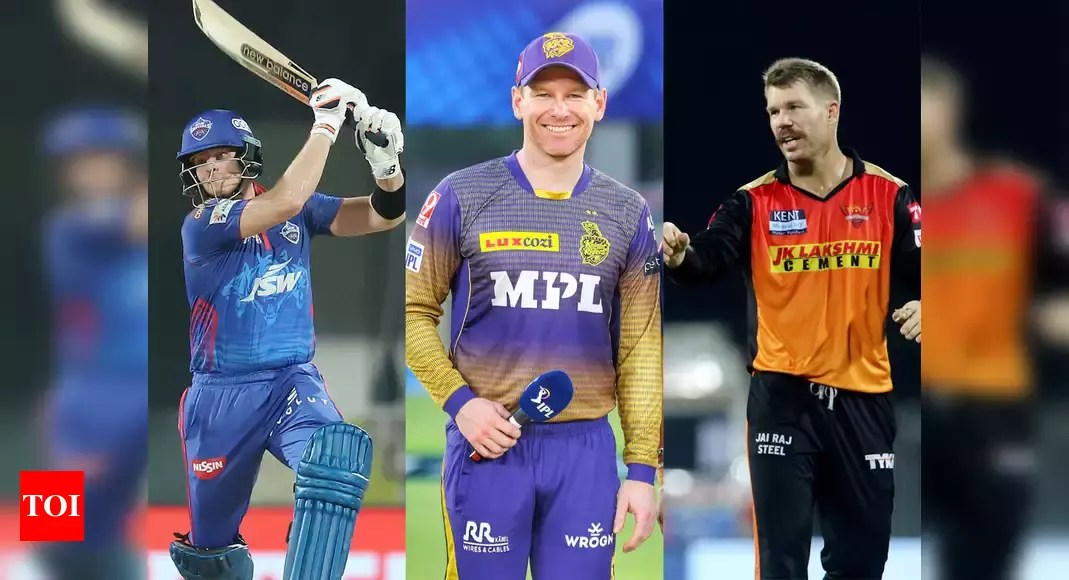 IPL's foreign contingent to start returning home from Wednesday | Cricket News – Times of India
