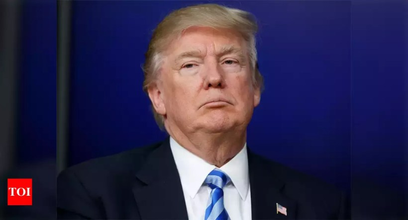 Trump slams Biden 'weakness' as Israel violence swells – Times of India