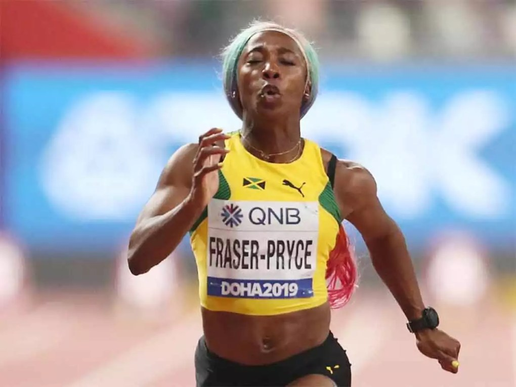 Veteran Shelly-Ann Fraser-Pryce eyes Doha springboard to Tokyo | More  sports News - Times of India