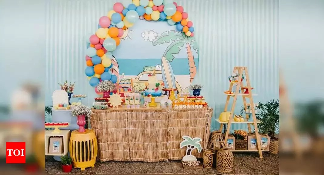 Birthday Decoration Kits For A Joyous And Cheerful Birthday Celebration Most Searched Products Times Of India