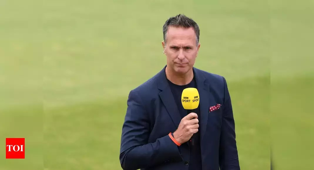 'Utterly ridiculous, witch hunt has to stop': Vaughan on investigation into alleged racist tweets | Cricket News – Times of India