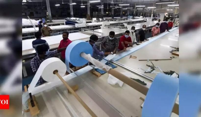 Government holds back release of complete industrial production data for April – Times of India