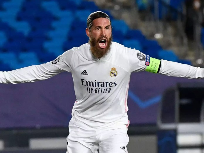 Sergio Ramos to leave Real Madrid after 16 trophy-laden years | Football  News - Times of India