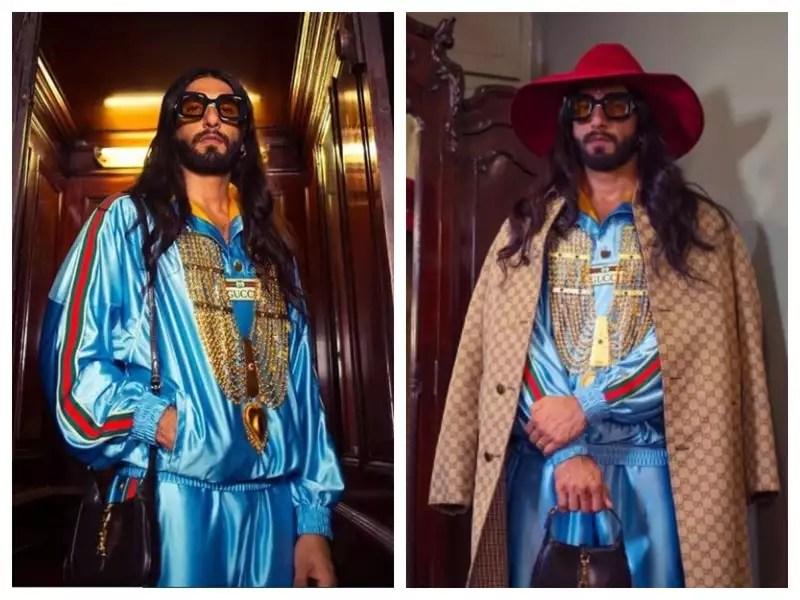 Ranveer Singh gives off major Jared Leto vibes in latest photo shoot; Arjun  Kapoor aptly calls him 'Veer Leto'