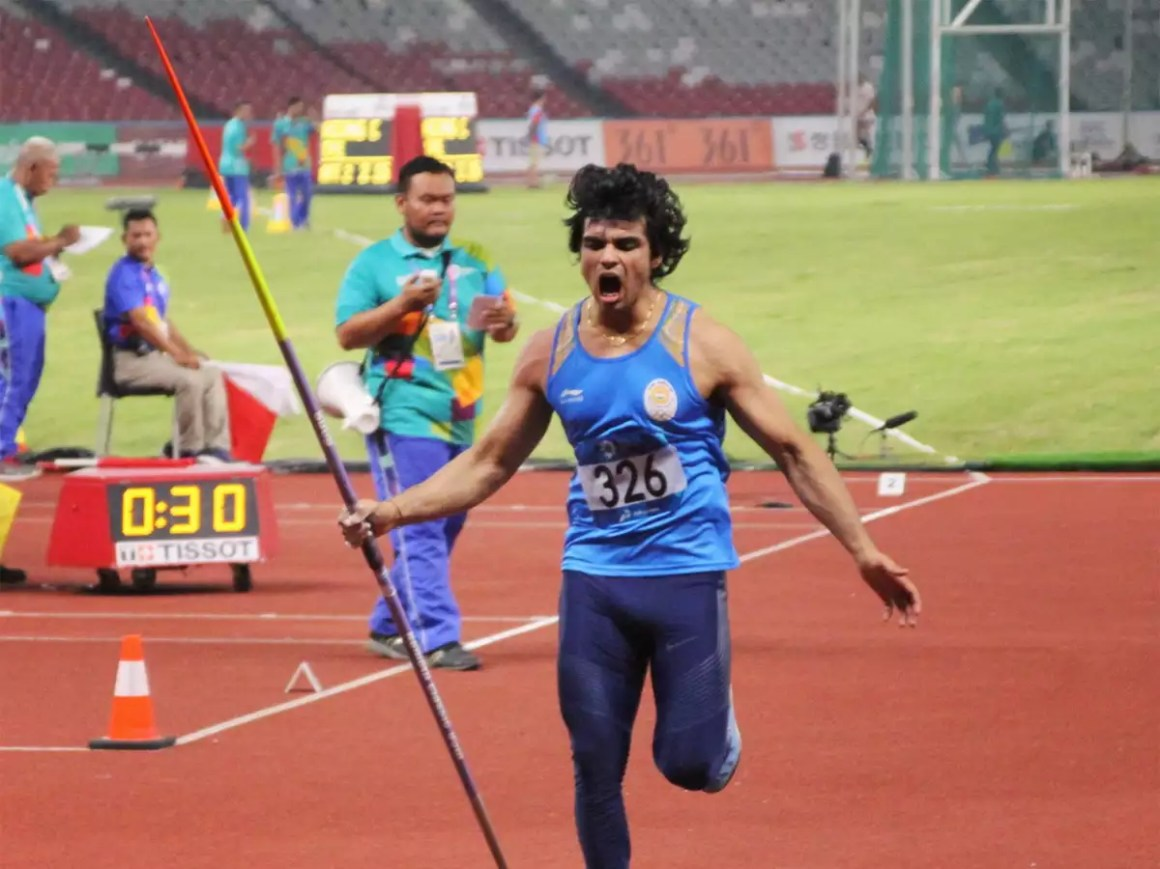 Tokyo Olympics: Neeraj Chopra is good but tough for him to beat me, says  Johannes Vetter | Tokyo Olympics News - Times of India