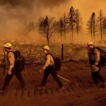 Nearly 900 buildings destroyed by massive California fire - Times of India 💥👩👩💥