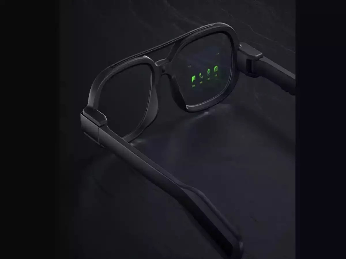 Xiaomi Smart Glasses: Xiaomi unveils its first Smart Glasses with live  translation, navigation support - Times of India
