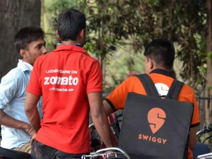 When the CEO of Zomato 'complained' about Swiggy to Mumbai Police
