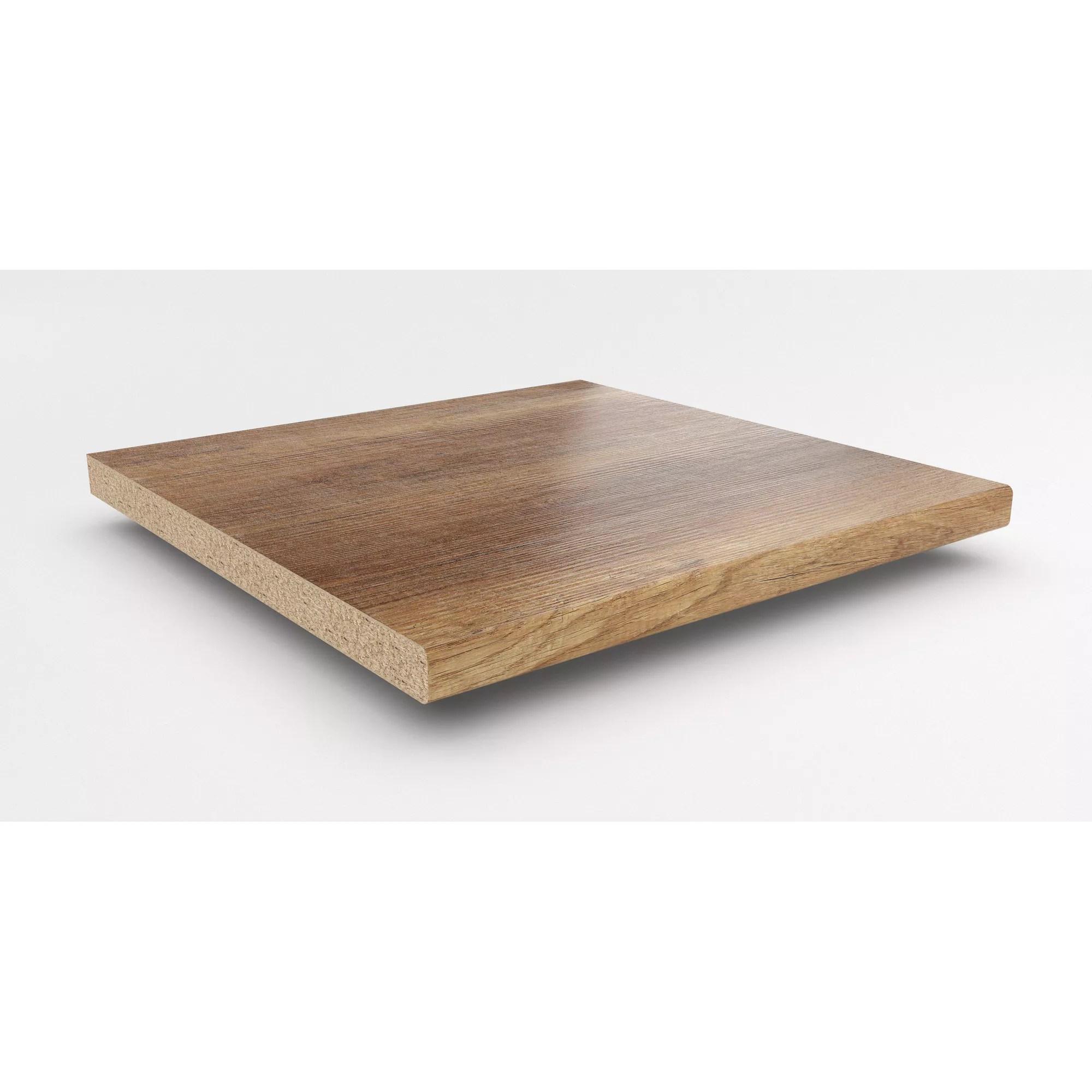 Getaelements Kuchenarbeitsplatte Eiv971 Lo 4100 X 600 X 39 Mm Windeiche Honig ǀ Toom Baumarkt