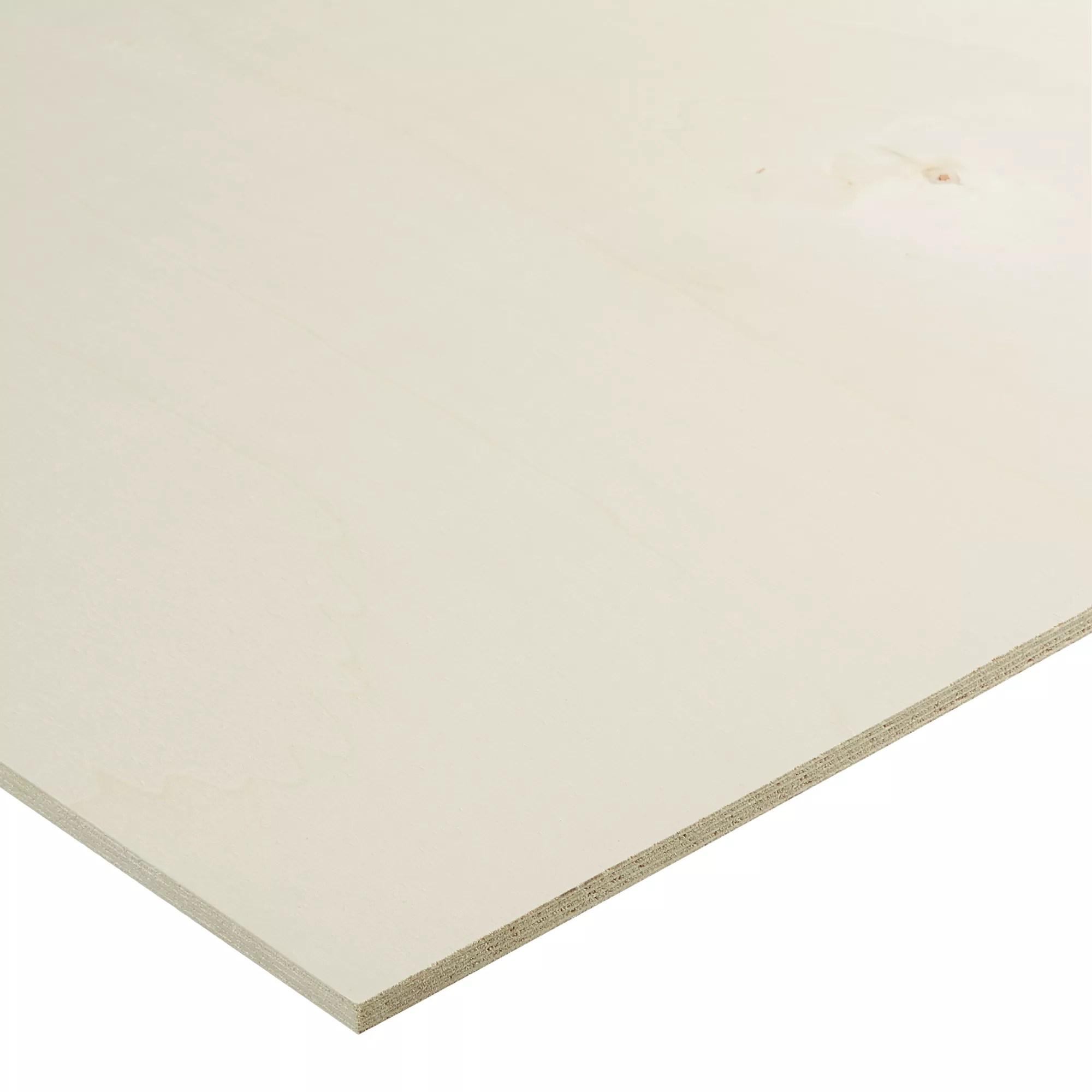 Sperrholzplatte Pappel 1200 X 600 X 10 Mm ǀ Toom Baumarkt