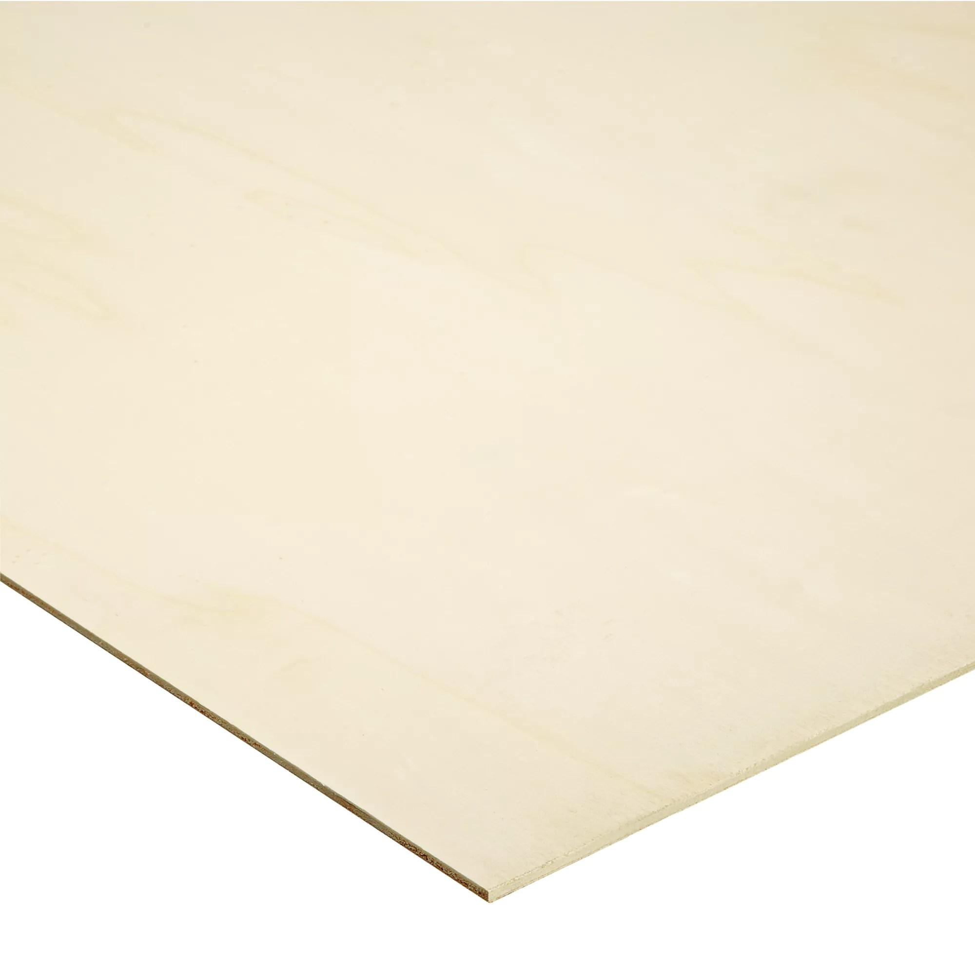 Sperrholzplatte Pappel 1200 X 600 X 6 Mm ǀ Toom Baumarkt