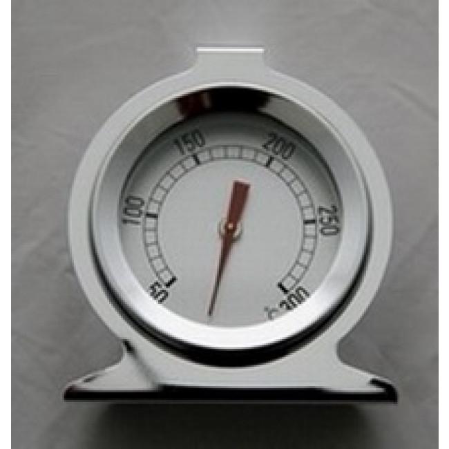thermometre inox a cadran pour four lo goustaou