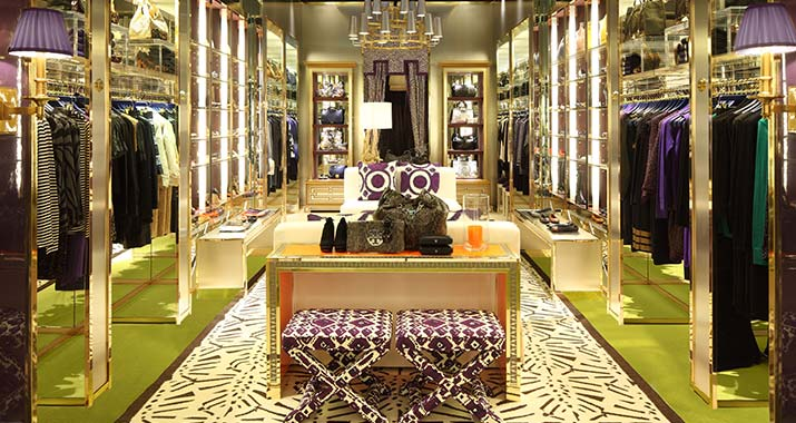 Tory Burch Stores About Us