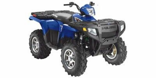 2008 Polaris Sportsman 500 Wiring