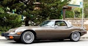19711974 Jaguar EType series III V12 Parts Manuals