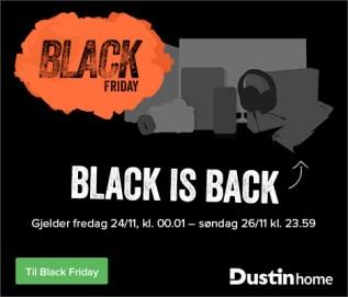 Black is Back - Dustin Home
