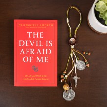 """Famous Catholic Priest Who Has Performed Thousands of Exorcisms Recounts How He Came Face to Face With the Devil in New Book """"The Devil Is Afraid of Me"""""""