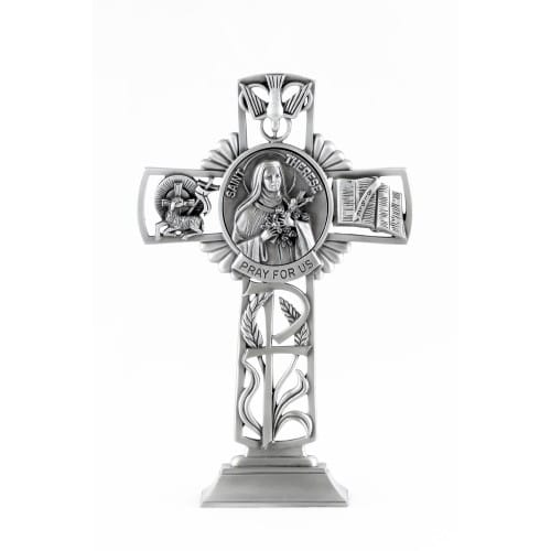 St. Therese Standing Cross 5""