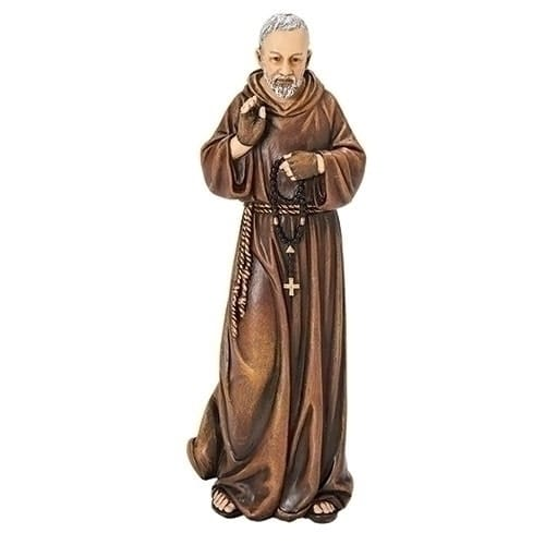 Padre Pio Statue, traditional catholic stores, catholic store, shop, tradcatfem, Padre pio, padre pio feast day, padre pio quotes, padre pio prayer, what did padre pio die of, what is padre pio the patron saint of, padre pio miracles, padre io facts, padre pio stigmat