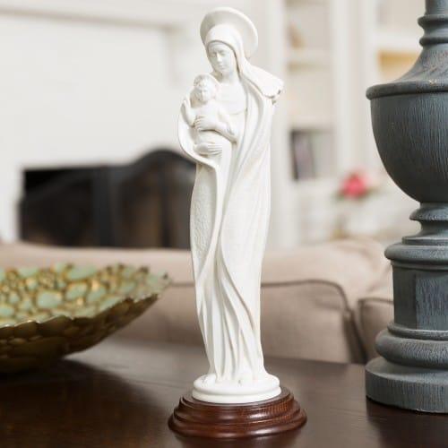 Madonna and Child Italian Statue