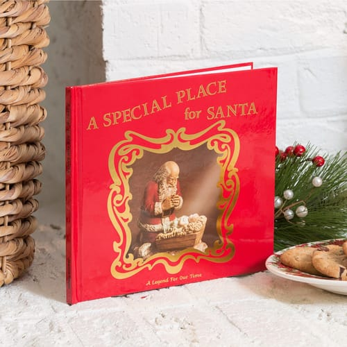 A Special Place for Santa Book